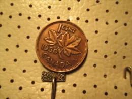 CANADA 1 Cent 1950  # 2 - Canada