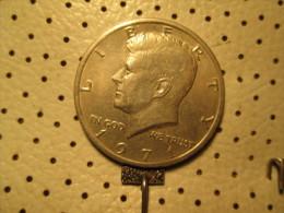 USA 1/2 Dollar 1971  # 2 - Federal Issues