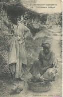 LA GUADELOUPE ILLUSTREE  Marchandes De Malangas - Guadeloupe
