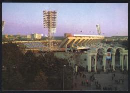 """Postcard. USSR .   Belarus. 1982.  Minsk. Stadium """" Dinamo """" . Stade. . - Estadios"""