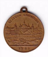 1901 Glasgow Exhibition Medal - Professionals/Firms