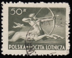 POLAND - Scott #C24 Centaur / Used Stamp - Used Stamps