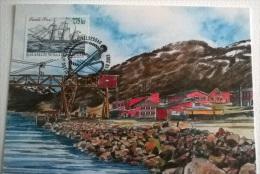 20/10/2003 ULLO Q ATULERFIA UDGIVELSESDAG - Groenlandia