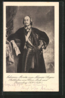 AK Johann Moritz Von Nassau-Siegen, Statthalter V. Cleve, Mark & Ravensberg - Familias Reales