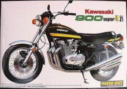 Kawasaki 900 Super 4 Z1 1/12 Aoshima - Motorcycles