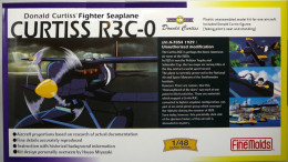 Curtiss R3C-0   1/48 ( Finemolds ) - Airplanes