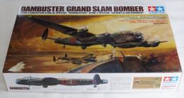 Avro Lancaster Special :  Dambuster / Grand Slam Bomber  ( 1/48  Tamiya ) - Airplanes