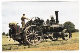 FOWLER Plowing Engine. N.R.  1212  - (built 1886) -  (England) - Tractors