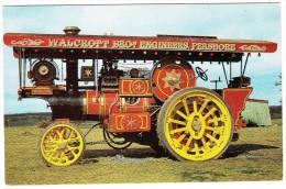 GARRETT Tractor No. 33419 (built 1919) - John Harkness & Sons Of Belfast - Tractors