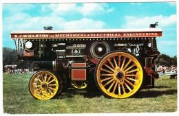 1934 FOWLER Showmans 'Supreme' - Tractors