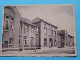 Middelbare Beroepsschool Dochters Van Maria Voorgevel () Anno 1965 ( Voir/zie Foto Voor Details ) !! - Willebroek