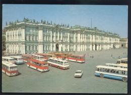 BUS RUSSIA LENINGRAD PC#15 - Buses & Coaches