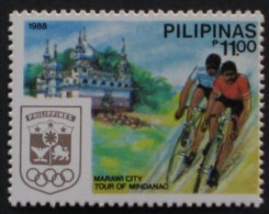 PHILIPPINES Philippines Marawi City Vélo Cycliste Cyclisme Bicycle Cycling Fahrrad Radfahrer Bicicleta Ciclista  [AD07] - Wielrennen