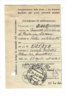 VAGLIA POSTA MILITARE 86 1940 S PIETRO DEL CARSO CROAZIA X MILANO - 1900-44 Victor Emmanuel III.