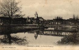 MIREBEAU SUR BEZE - Le Pont Du Tramway - Mirebeau