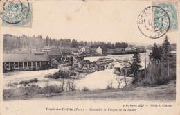Pont De Poitte Patornay Canton Clairvaux Forges BF 61 - Autres Communes