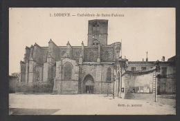 DF / 34  HERAULT / LODÈVE / CATHÉDRALE DE SAINT-FULCRAN - Lodeve