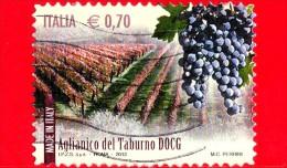 ITALIA - Usato - 2013 - Made In Italy: Vini DOCG - 0,70 € • Aglianico Del Taburno - 2011-...: Usati