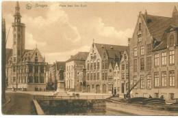 Bruges Place Jean Van Eyck - Brugge