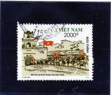 2005 Vietnam - 60° Ann. Rivoluzione D´agosto - Vietnam