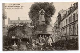 ROUEN-Fête Millénaire Normand---Moulin De Godicharville (très Animée)...............................à Saisir - Rouen