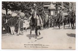 ROUEN-Fête Millénaire Normand---Rollon,chef Des Guerriers Scandinaves (très Animée,chevaux,Belle Pub MAGGI).....à Saisir - Rouen