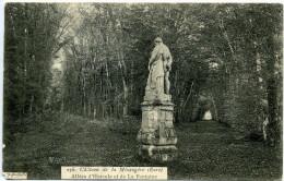 27 - Château De La Mésangère ; Allées D'Hercule Et De La Fontaine. - France