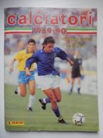 ALBUM CALCIATORI FIGURINE PANINI 1989-90 - COMPLETO - Trading Cards