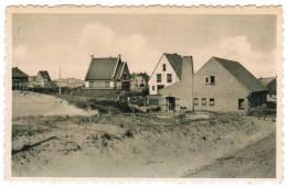 Oude Postkaart Oostduinkerke Groupe De Villas, Avenue Des Cottages (pk406) - Oostduinkerke