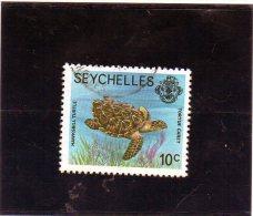 1979 Seychelles - Tartaruga Marina - Seychelles (1976-...)