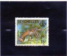 1979 Seychelles - Aragosta - Seychelles (1976-...)