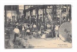 52 - Usines De BUSSY : Atelier D'Ajustage - France