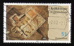 BRD 2002 - Archäologie In Deutschland - MiNr.2281 - Archäologie