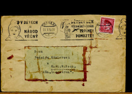 CECOSLOVACCHIA  -  PRAHA  -  TRPIME  POMOZTE - Czechoslovakia