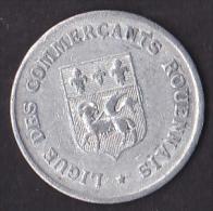 Chambre De Commerce De Rouen - 10c - TB - France