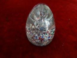 SULFURE Presse Papier En Forme De Pain De Sucre - Glass & Crystal