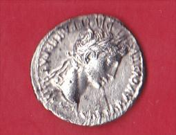 Augustus - Denier Argent - Roman Coins N°1578 - TB/TTB - 1. La Dinastía Julio-Claudia (-27 / 69)
