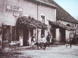 """70 - VAITE - """" RESTAURANT PETIT """" - ROUTE DE LANGRES - - Frankreich"""