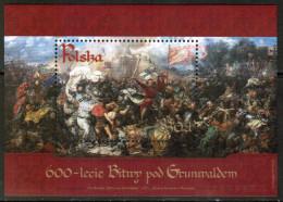 PL 2010 MI BL 195 ** - Unused Stamps