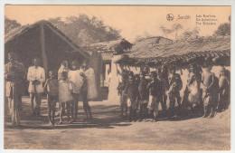 India, Sardih, Les Ecoliers, De Scholieren,  (pk28432) - Inde