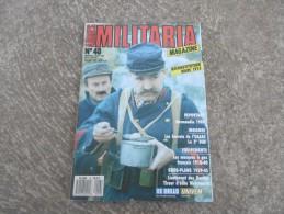 Revue Livre Militaria Magazine N°48 Les Poilus 1914 1918 - 1914-18
