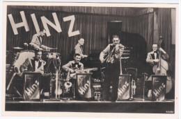 """Hinz"" 1939 Music Musician, Canceled In Nurnberg, Jazz - Música Y Músicos"