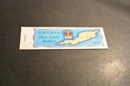 K20729- Booklet ANGUILLA 1977,SILVER JUBILEE - Anguilla (1968-...)