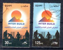 2003, Conférence Int. Pour L'Edification  & Construction, Oblitéré, Lot 44325 - Egypt