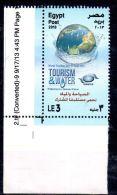 2013, Tourism Et De L'eau, Avec Coin, Neuf **, Lot 44332 - Nuovi