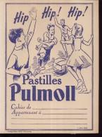 PC053 - PROTEGE CAHIER - PASTILLES PULMOLL - Protège-cahiers