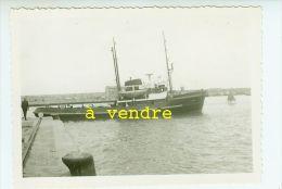 El Kébir, Remorqueur, Chérifienne, à Casablanca - Boats