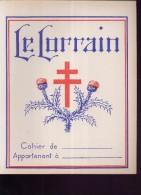 PC095 - PROTEGE CAHIER - LE LORRAIN - Protège-cahiers