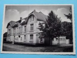 """Schoolkolonie """" Kindervreugd """" Kapellen ( Stad Antwerpen ) Anno 19?? ( Voir/zie Foto Voor Details ) !! - Kapellen"""