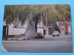 Monument Der GESNEUVELDEN Kapellen () Anno 19?? ( Voir/zie Foto Voor Details ) !! - Kapellen